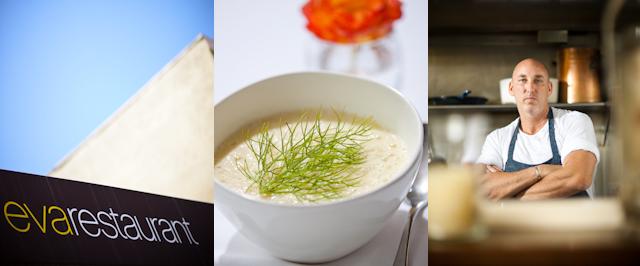 Mark Gold - EVA Restaurant
