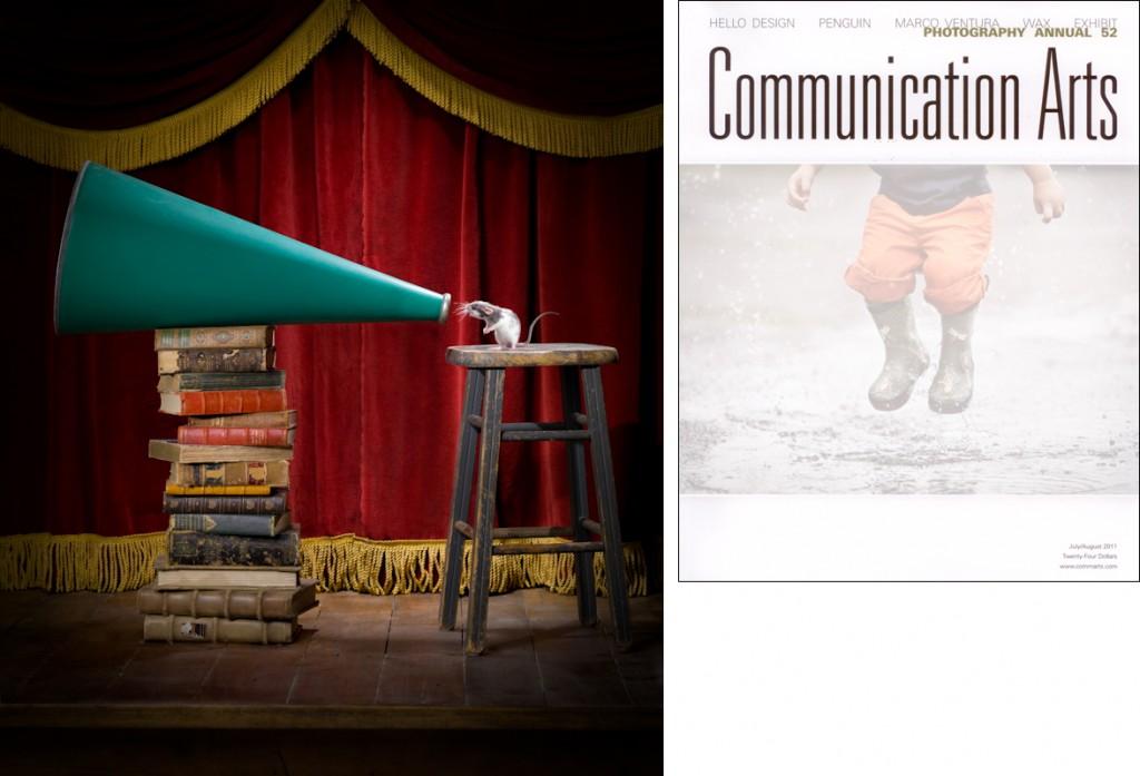 Los Angeles Photographer - Dana Hursey - Communication Arts 2011 Photography Annual