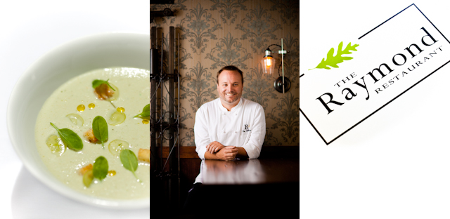 Chef Tim Guiltinan of The Raymond Restaurant