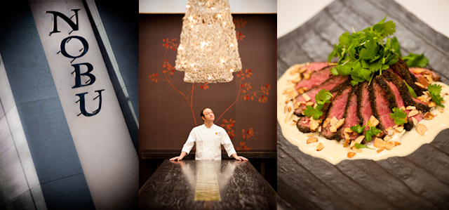 Chef Alex Becker - Nobu - Los Angeles