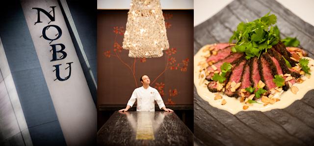Chef Alex Becker - Nobu - Los Angeles
