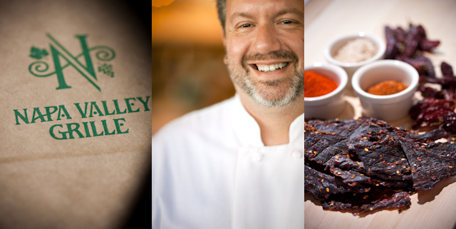 Chef Joseph Gillard - Napa Valley Grille