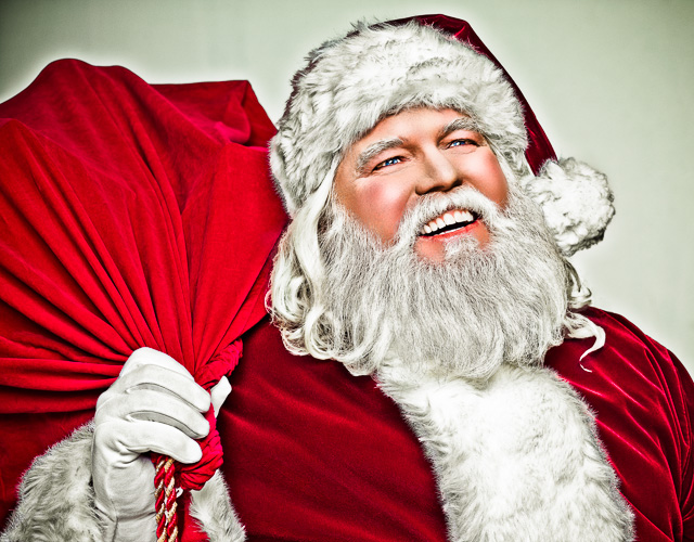 Santa Claus - © 2012 Dana Hursey Photography