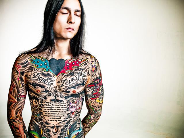 Ink © 2012 Dana Hursey Photography