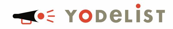 Yodelist Logo