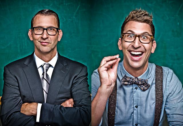 Portraits of Radio Personality Ethan Bearman - © Dana Hursey Photography