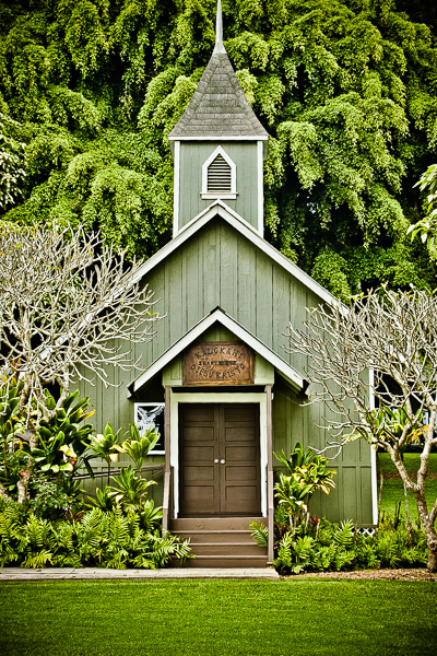 The Chapel at Koele © Dana Hursey Photography