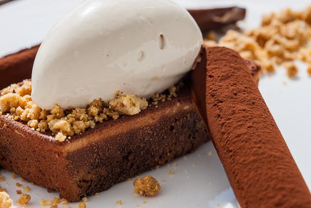 Chocolate Desert - Nikita Restaurant
