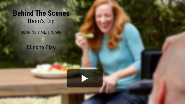 Behind the Scenes video of Dana Hursey Photography shooting Dean's Dip