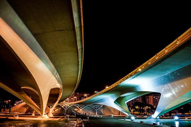 Photo of La Ciudad de las Artes y las Ciencias, ©2014 Dana Hursey Photography