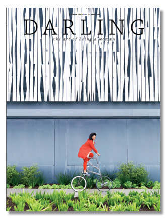Cover of Darling Magazine Issue 11