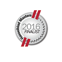 Hasselblad Masters Finalist 2016 Badge