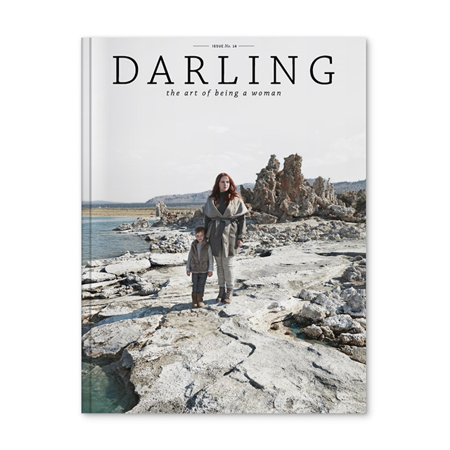 Cover of Darling Magazine - Issue 14