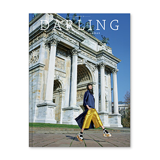 Darling Magazine Cover