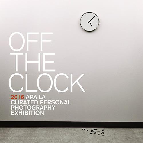 Off The Clock Logo